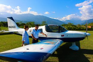 Hualien Plane Pre-flight Introduction