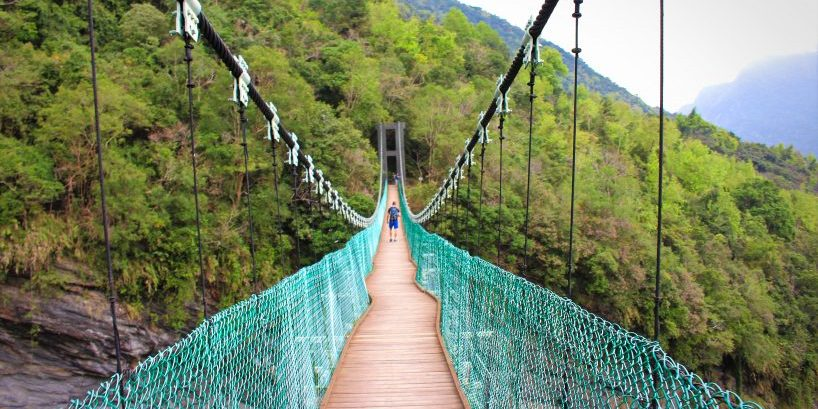 Walami Trail tour in Hualien
