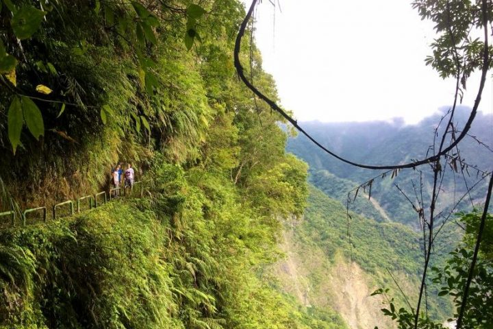 walami trail you on a hualien tour
